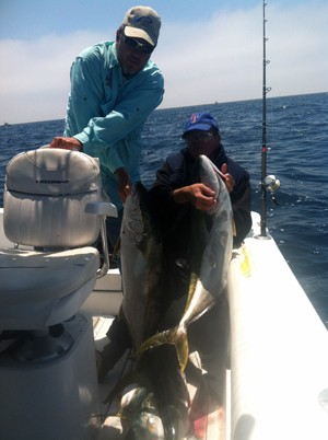 coronado islands fish report from captain alan clowers