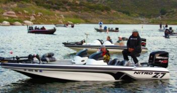 American bass association archives for Lake hodges fishing report