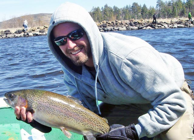 Top 10 easiest places to catch a fish in san diego for Lake cuyamaca fishing