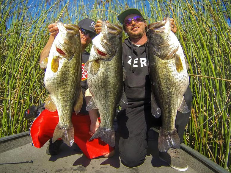 San diego 39 s biggest bass caught in 2014 for Lake miramar fishing