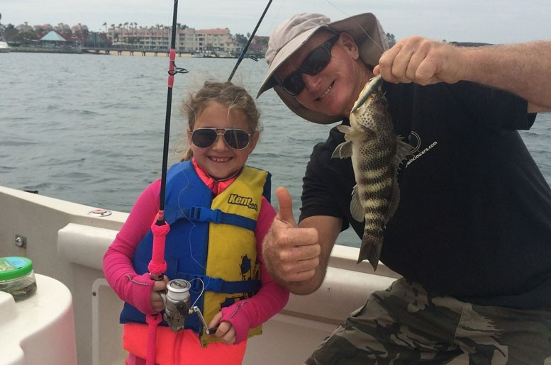 San diego bay fish report with captain alan clowers for San diego fish report
