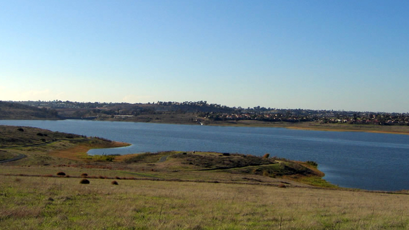 Sweetwater reservoir fishing for Fishing license san diego