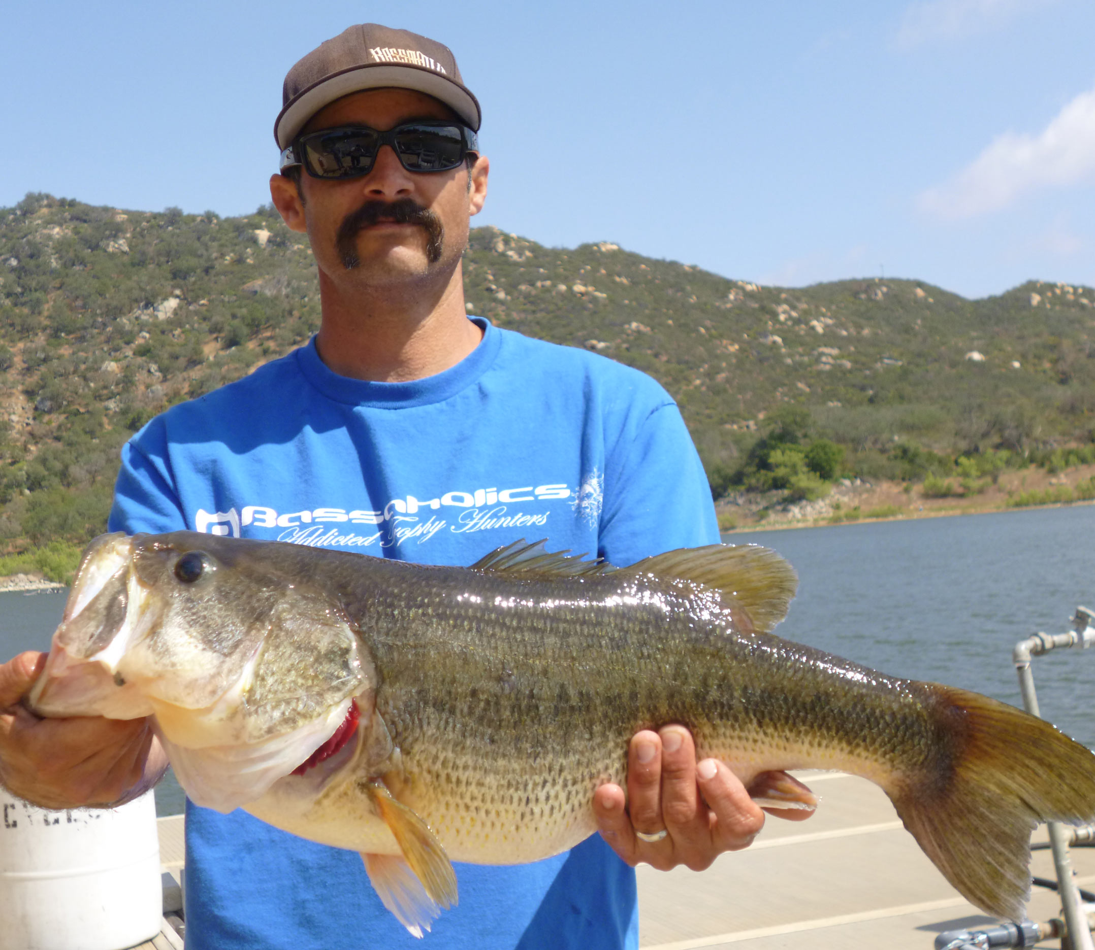 Lake wohlford fish report 5 9 15 for Lake wohlford fishing report