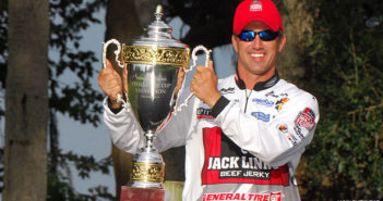 Edwin Evers will headline speaker's list at the 2015 Anglers Marine Bass-A-Thon