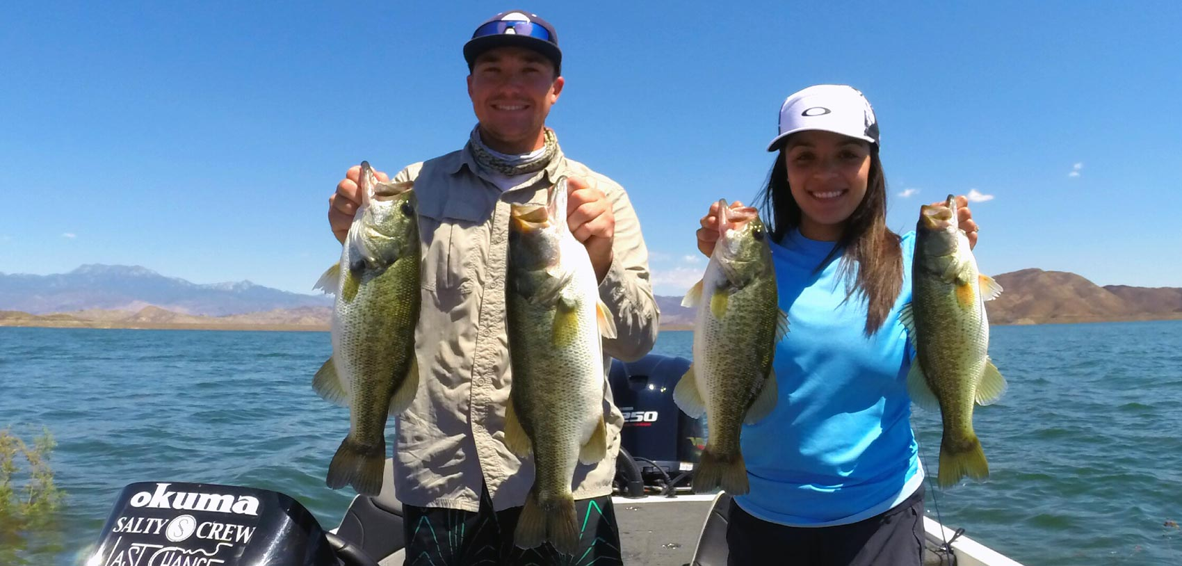 Diamond valley lake fish report 8 21 16 for Diamond valley lake fishing report