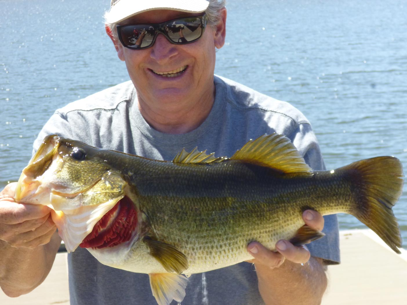 Lake wohlford fish report 9 3 16 for Lake wohlford fishing report