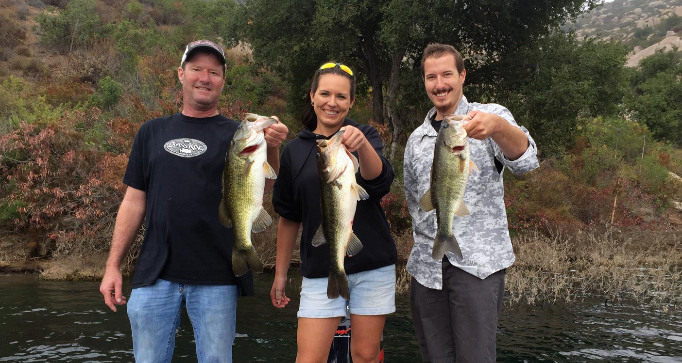 San vicente 39 s opening week is one we 39 ll never forget for Kerr lake fishing hot spots