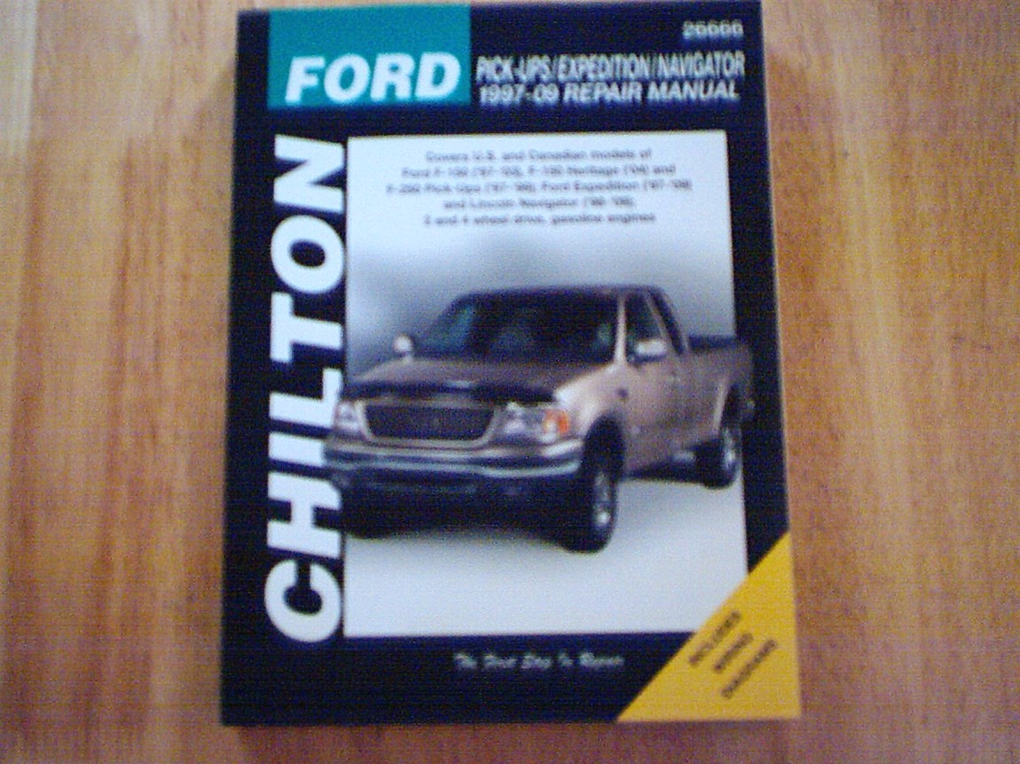 ford f150 repair manual for sale san diego fishing forums rh sdfish com 1997 ford expedition parts manual 1997 ford expedition repair manual pdf