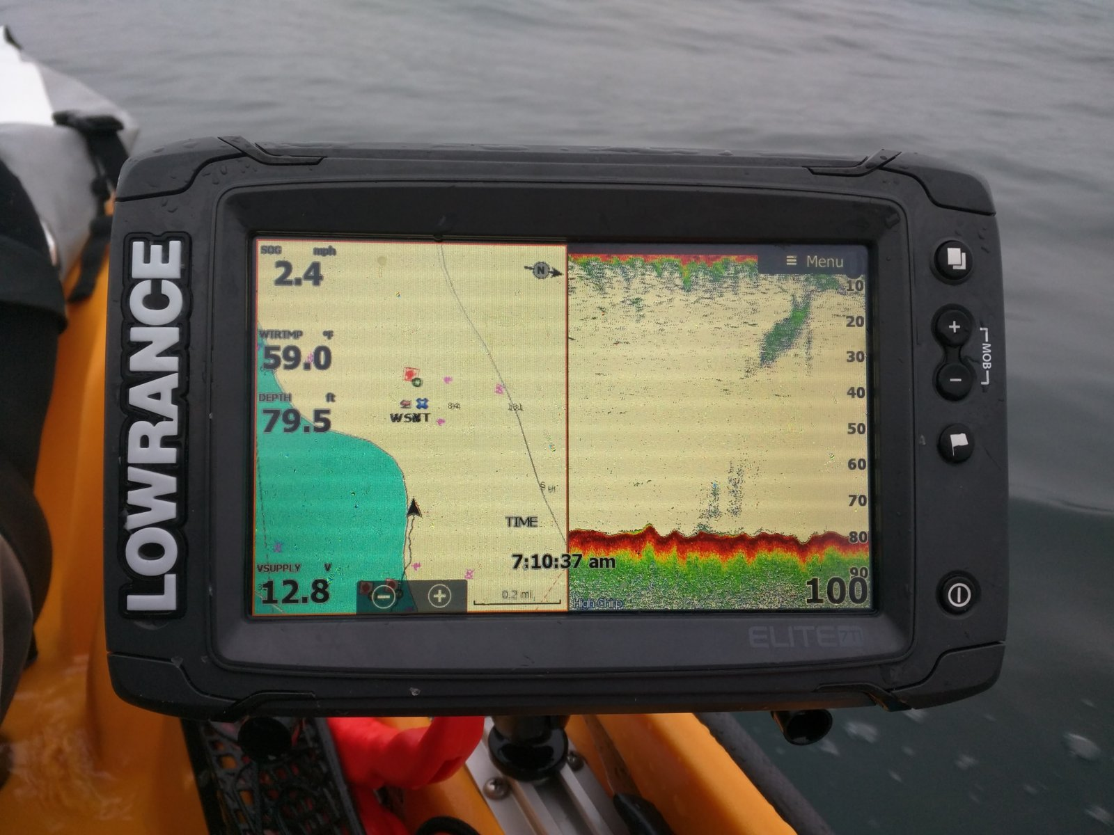 Fishfinder for Kayak- your recommendations? | San Diego Fishing Forums