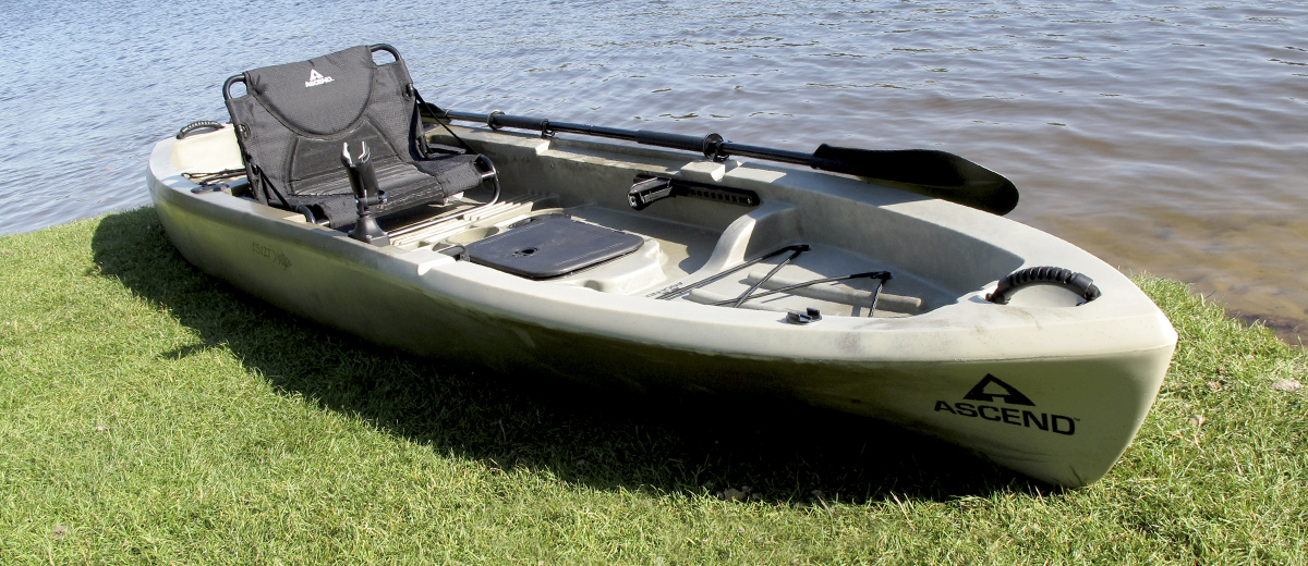 600 budget dilemmas san diego fishing forums for Ascend fs12t fishing kayak