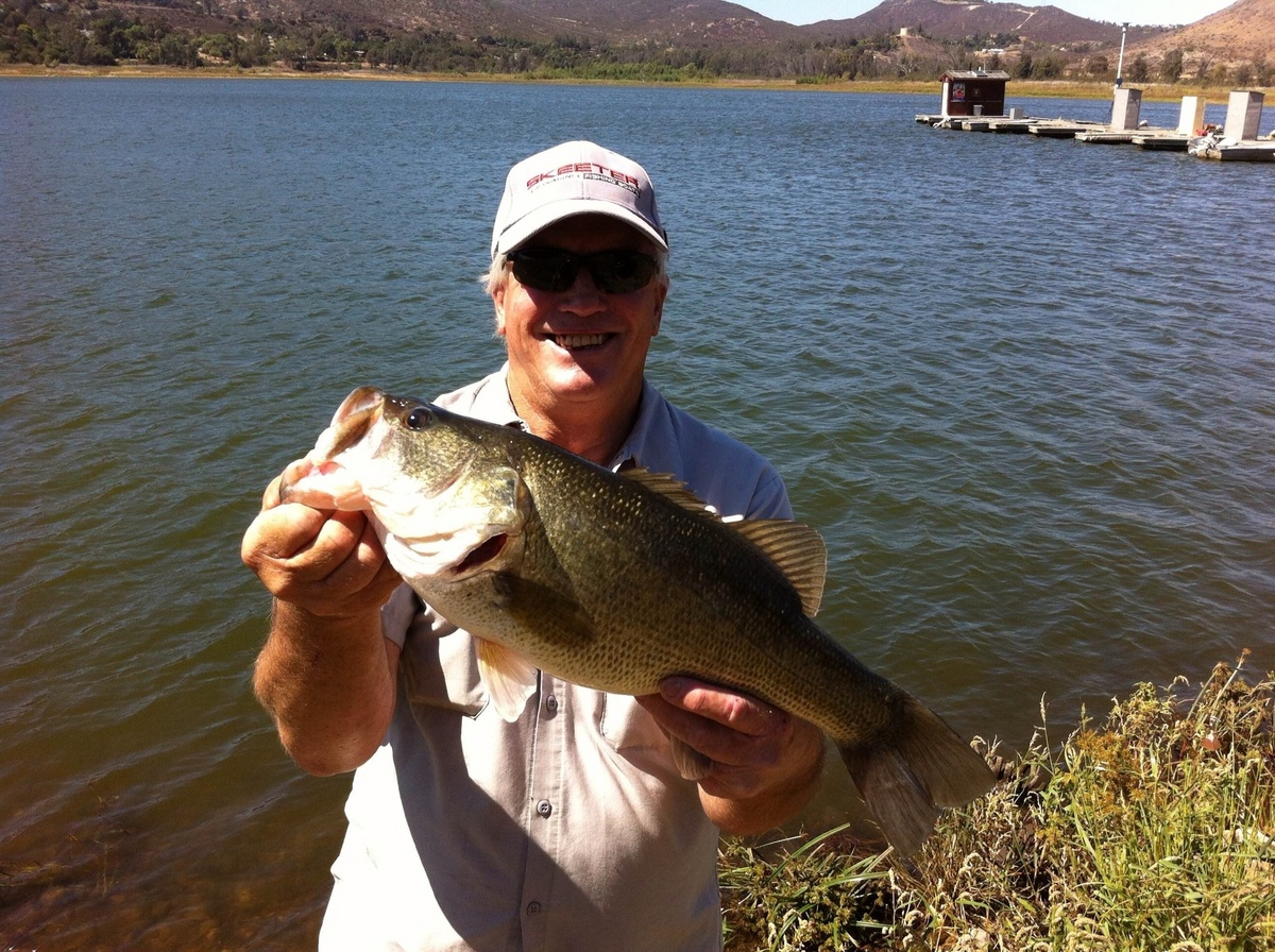 Lake hodges opening february 5th san diego fishing forums for Lake hodges fishing