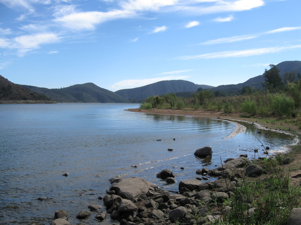 Lake hodges after the fish die off san diego fishing forums for Lake hodges fishing report