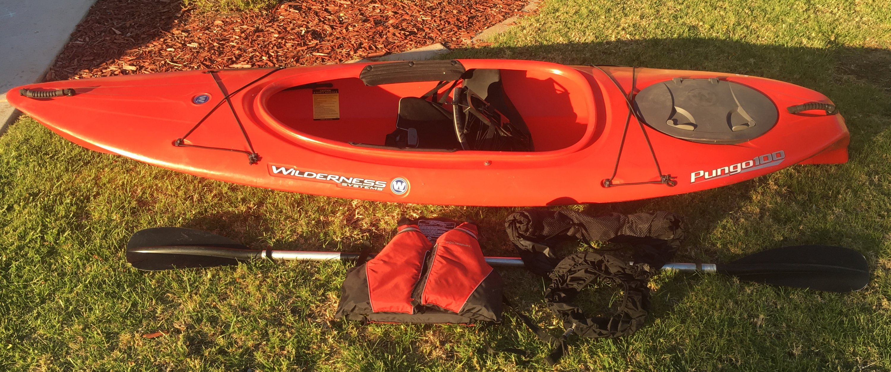 For Sale Wilderness Systems Pungo 100 San Diego Fishing