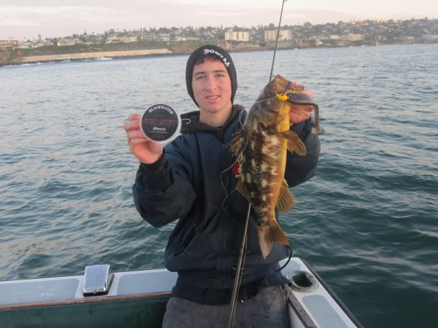 Sd bass crew point loma boiler rok fishing calico bass for Point loma fishing
