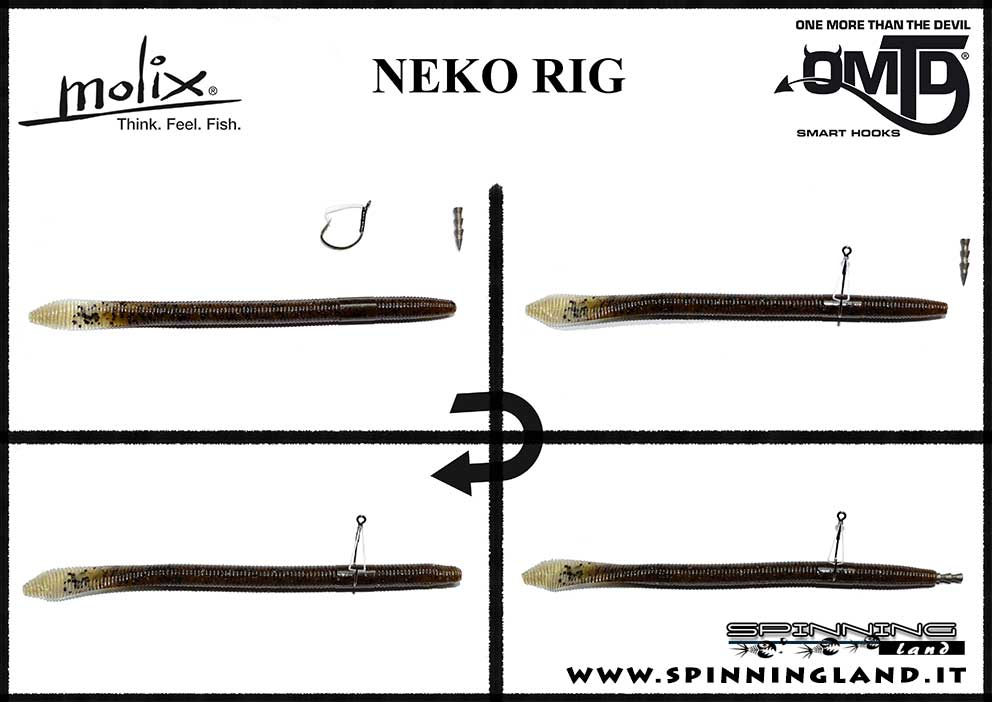San v tips san diego fishing forums for Neko rig fishing