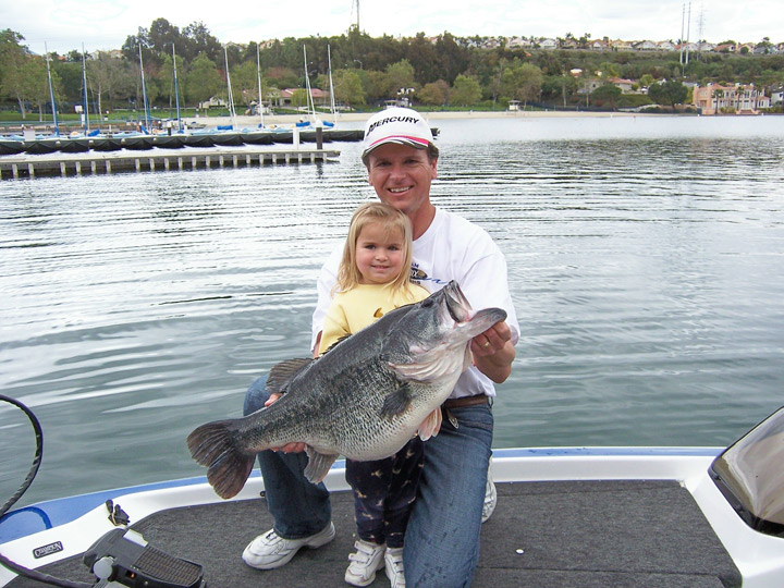 Biggest largemouth bass ever caught for Lake miramar fishing