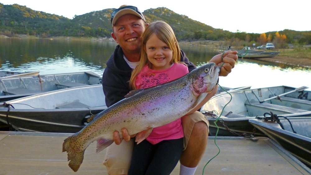 Trout fishing excellent following trout stock at wohlford for Lake wohlford fishing report