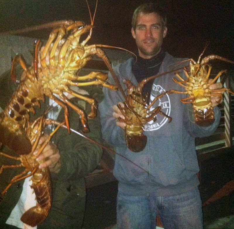 Lobster season right around the corner for Lobster fishing san diego