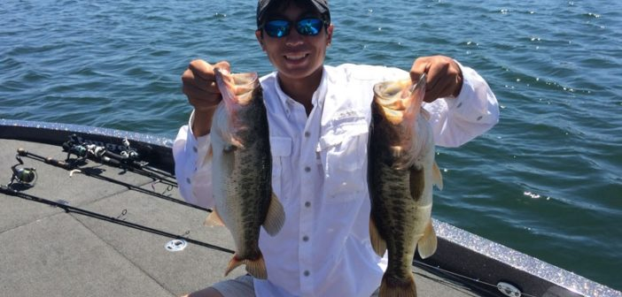 Breaking bass bite consistent at lower otay for Otay lakes fishing