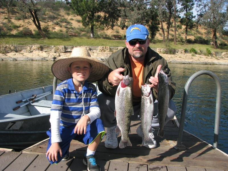 Poway trout opener for Lake poway fishing report