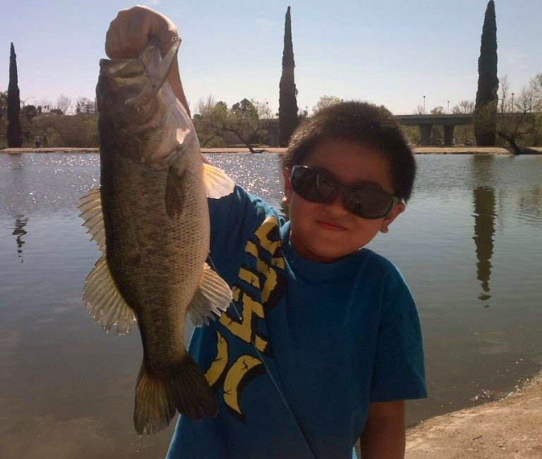 santee lakes fish report 3 22 15