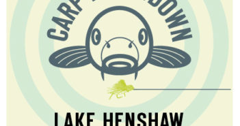 Carp Throwdown Poster