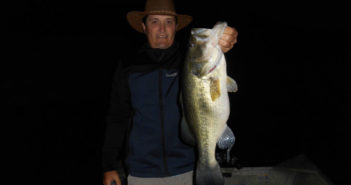 8.5 pound Barrett bass