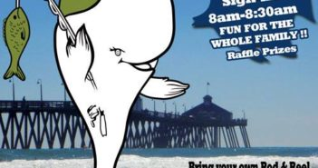 Imperial Beach Kids Fishing Derby Poster