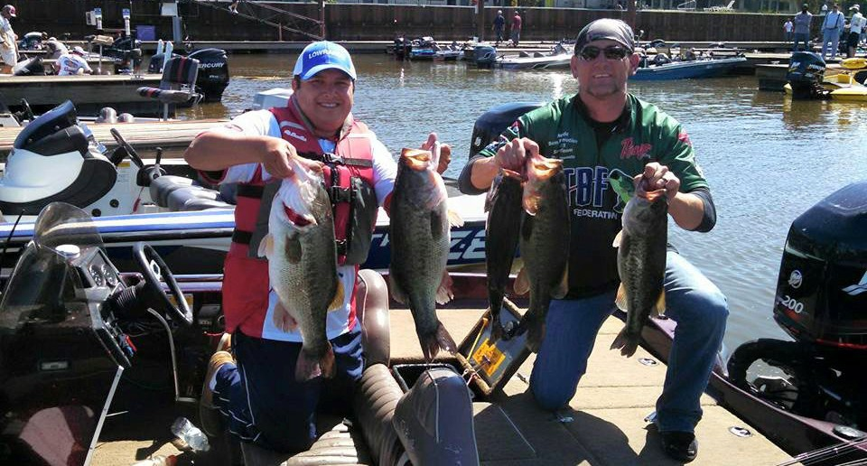 Local Angler Takes 2nd At Tbf Southwest Championship