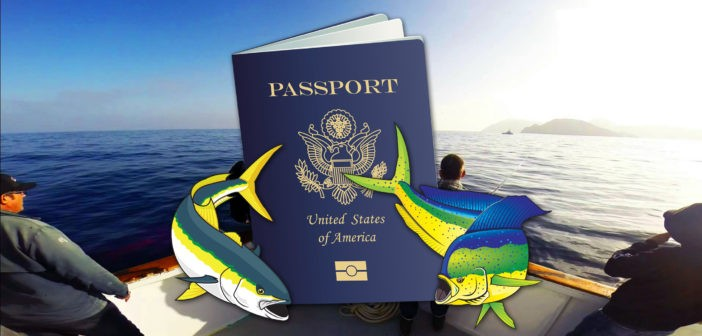 Instant Messages From World Without Fish Novel Fiction : Get your passports mexico issues new requirement for anglers