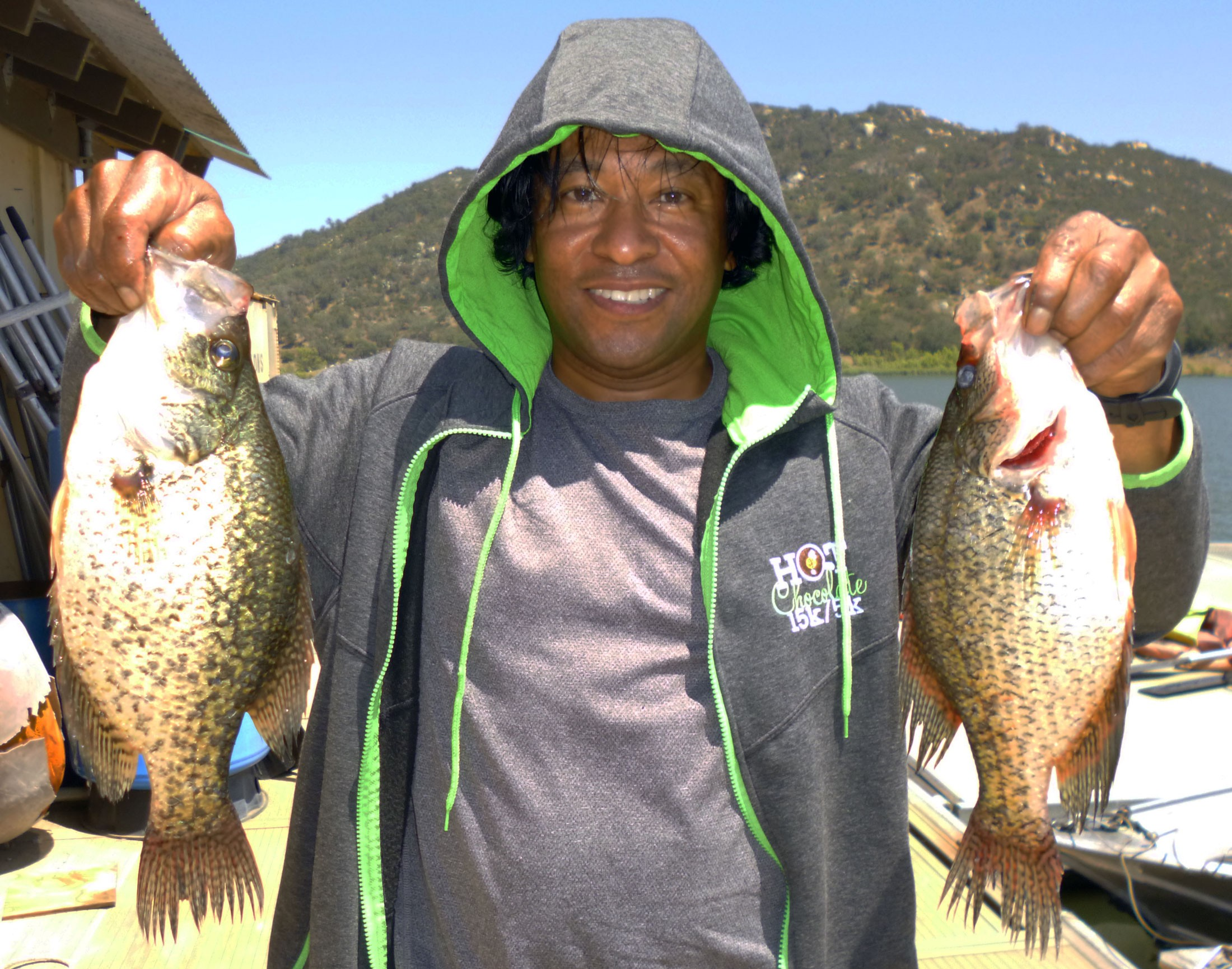 Lake wohlford fish report 6 6 15 for Lake wohlford fishing report