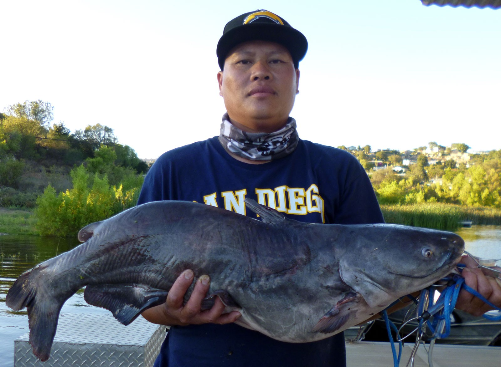 Lake wohlford fish report 7 18 15 for Lake wohlford fishing report