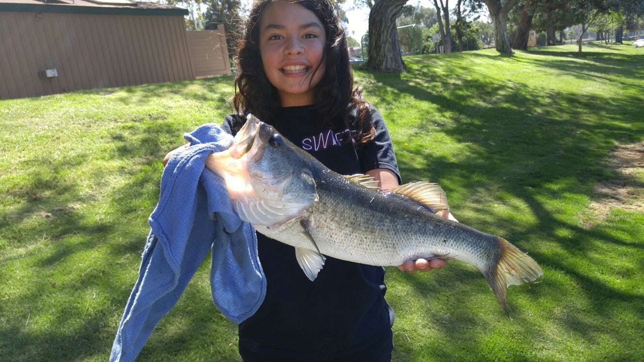 santee lakes fish report 10 5 15