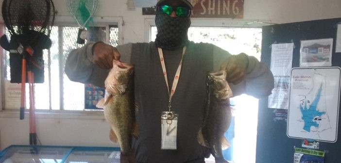 Lake murray fish report 1 25 16 for Lake murray fishing report
