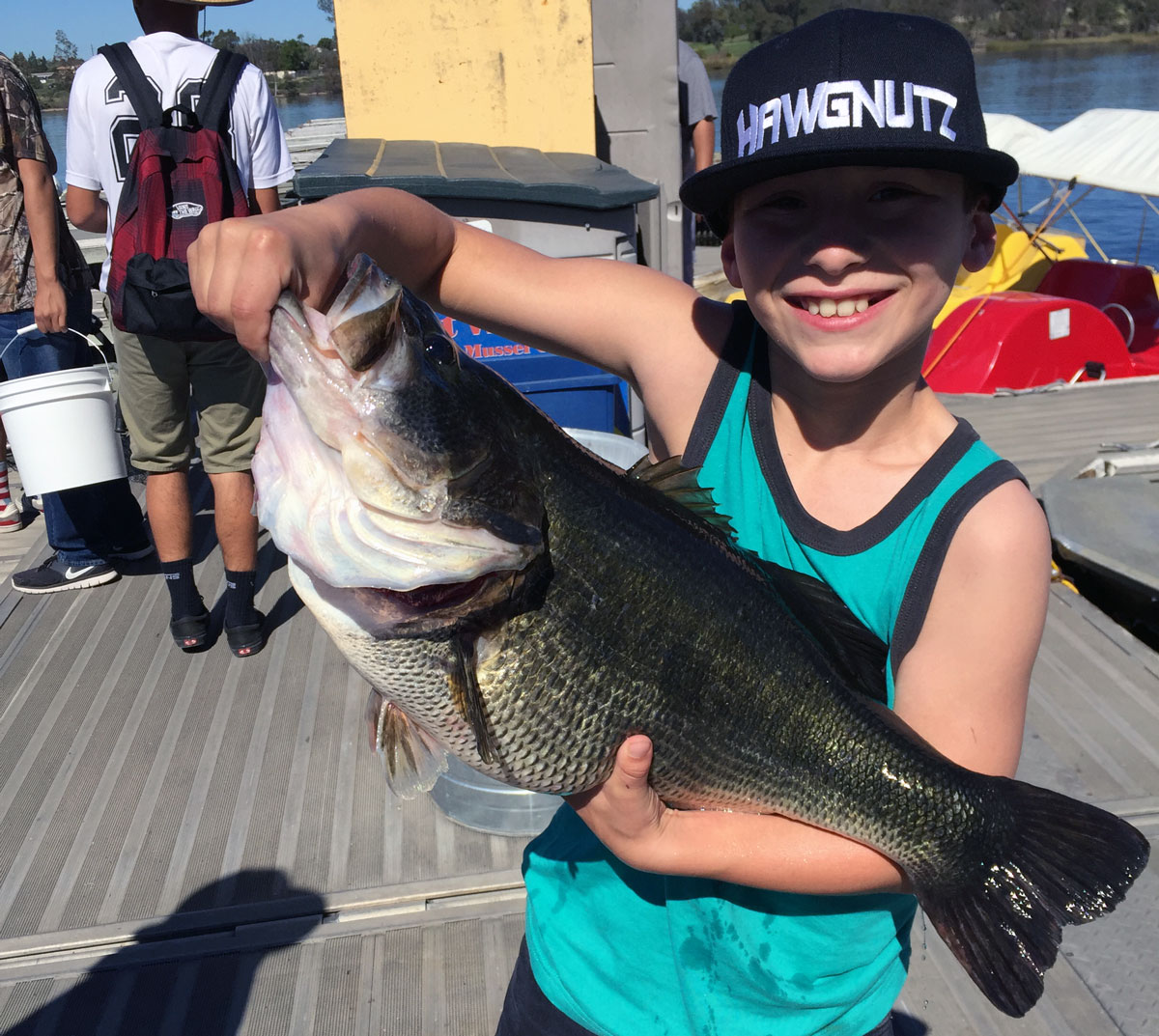 One of the year 39 s biggest bass highlights action from lake for Lake murray fishing report