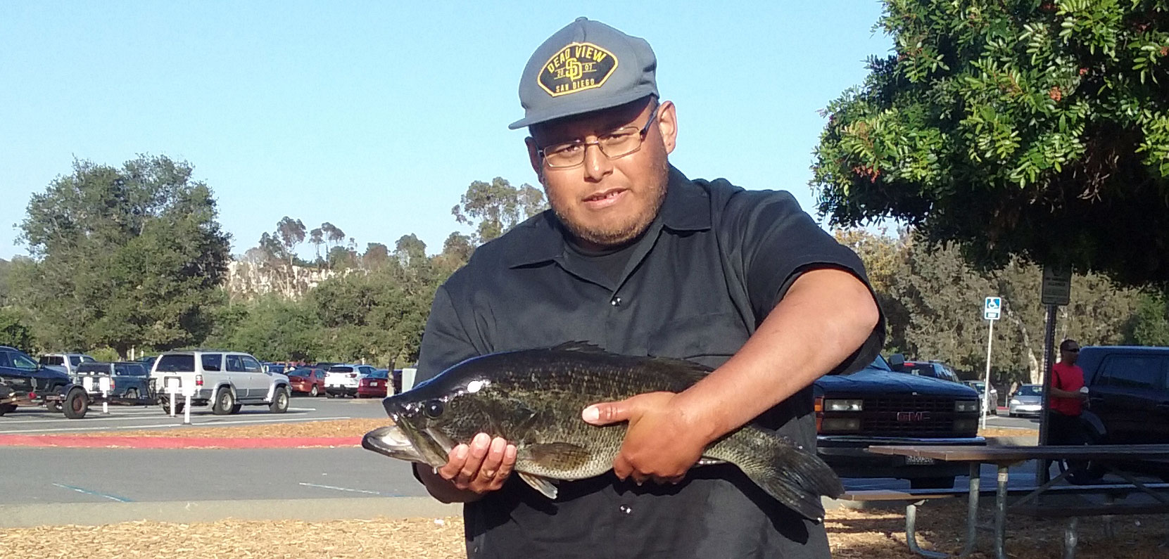 Lake murray fish report 5 9 16 for Freshwater fishing san diego