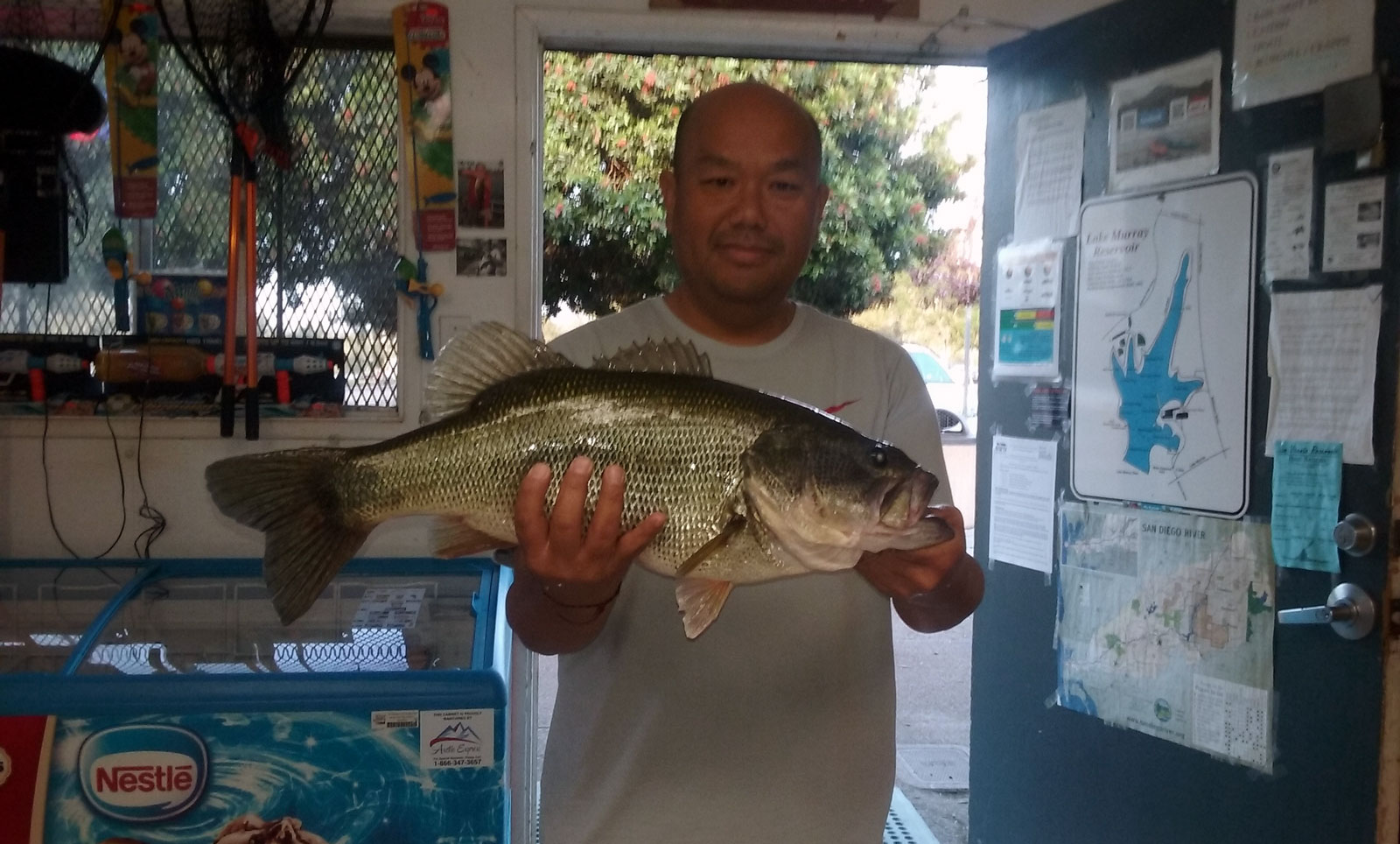 Lake murray fish report 3 12 17 for Lake murray fishing report
