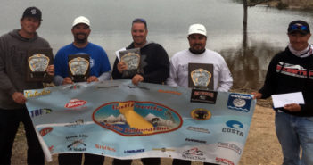 Lester Albury cranks his way to Bass Federation win
