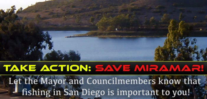 San diego fishing information news reports and forums for Lake miramar fishing