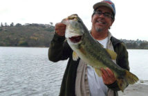 San diego 39 s biggest bass caught in 2014 for Lake murray fishing report