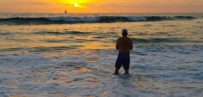 Light Tackle Surf Fishing – It's a Sickness