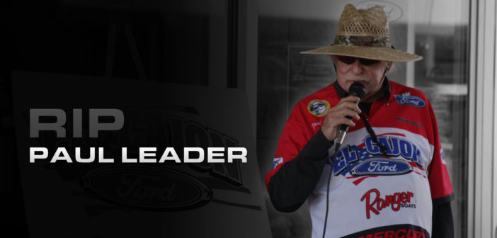 "Bass fishing community mourns the loss of ""The Godfather"""