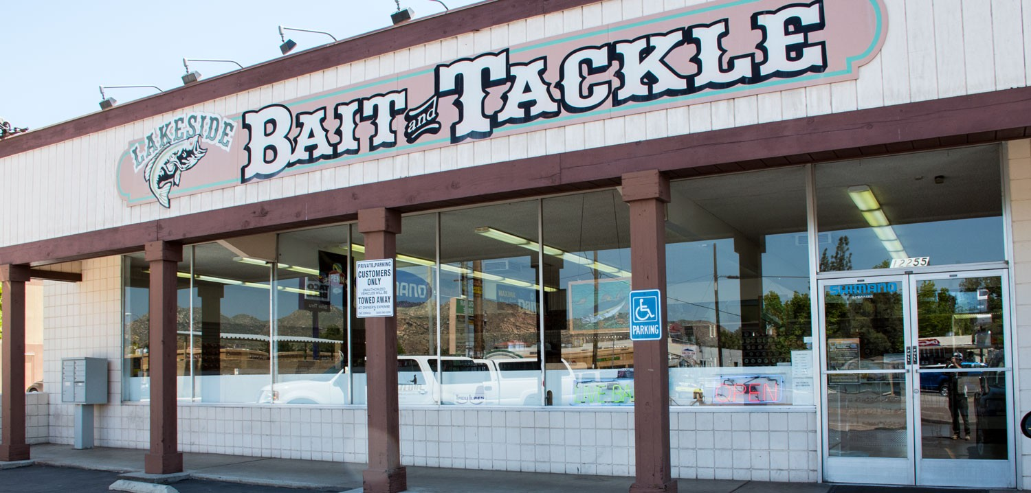 lakeside bait and tackle owners announce retirement