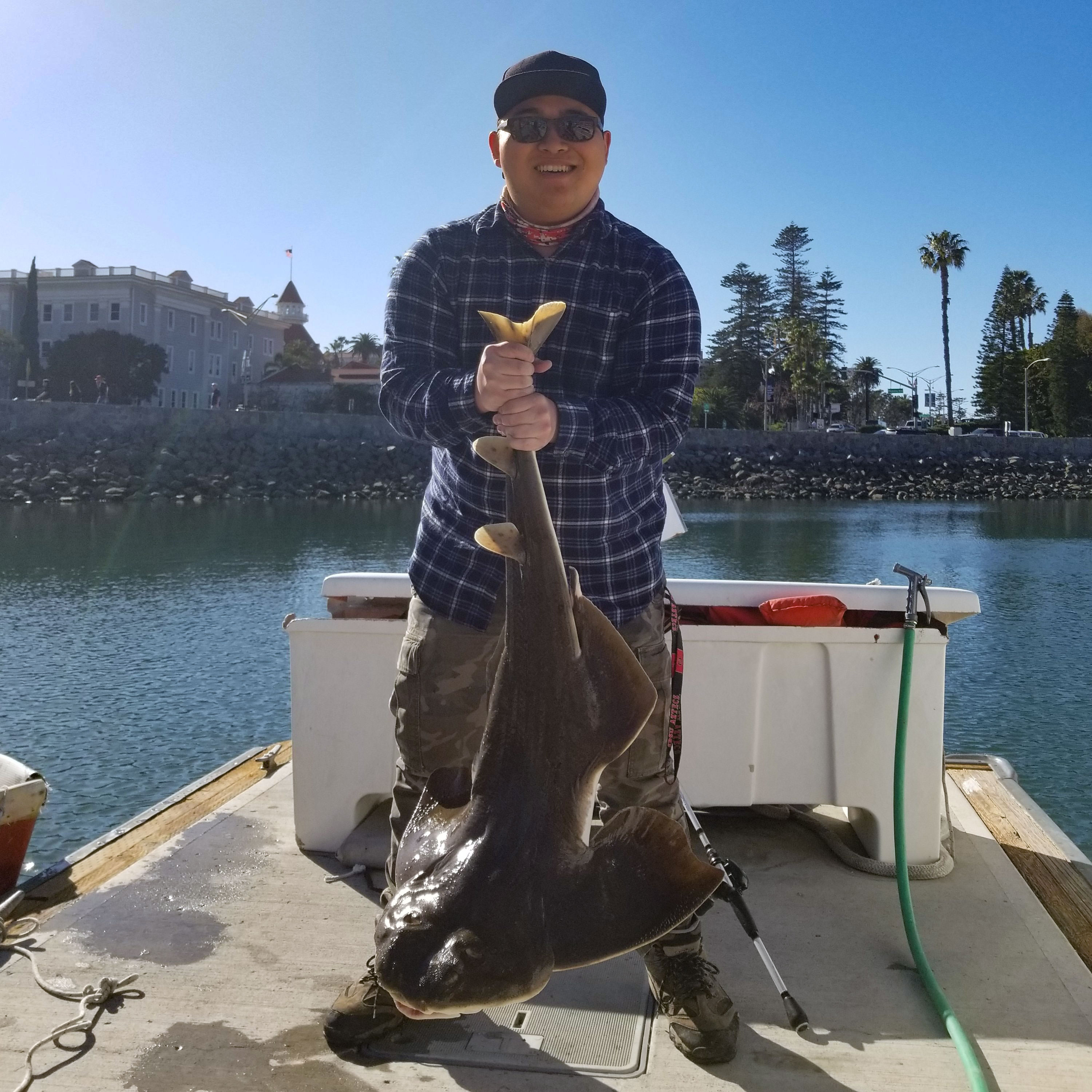 San diego fishing report for Bass fishing san diego
