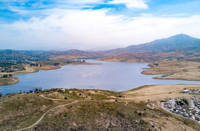 Photo of Sweetwater Reservoir