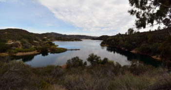 Dixon Lake in Escondido, CA