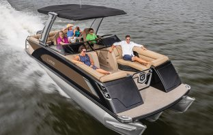 Godfrey LX Pontoon Boat